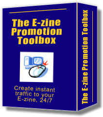 The E-zine Promotion Toolbox