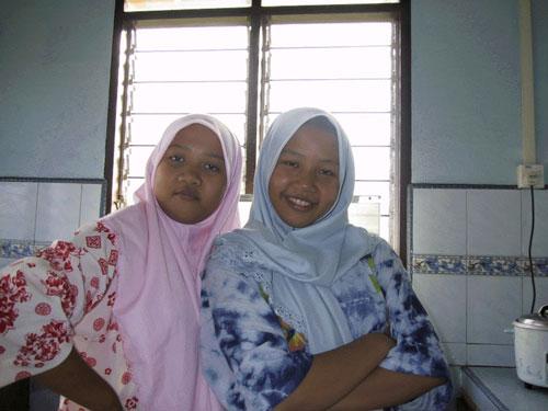 Noor Aqila & Noor Hidayah